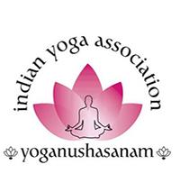 indian yoga association logo