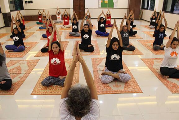 tyi raipur yoga regular class