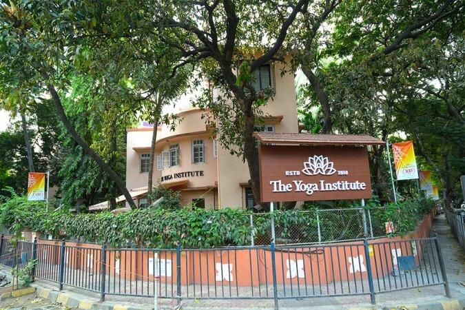 the yoga institute 100 years